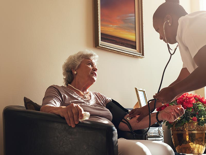 What is a Home Health Aide?